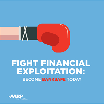 Fight Financial Exploitation: Become BankSafe Today